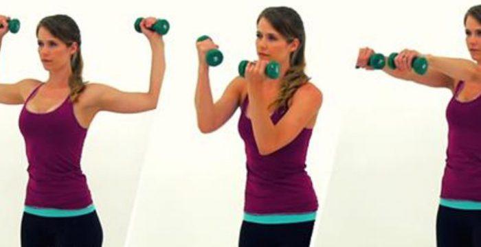 A vous les femmes: 6 exercices faciles et efficaces contre le relâchement de la peau due à l'âge
