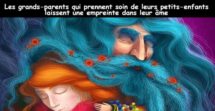 La relation grands-parents et petits-enfants: une relation générationnelle pas comme les autres