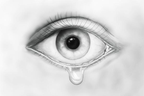 Les 9 bienfaits des larmes!