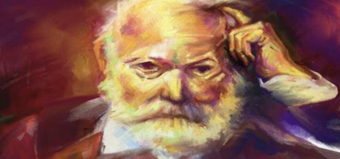 Victor Hugo « puisque l'intuition est surhumaine il faut la croire »