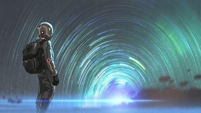 Secrets de l'univers: l'influence des fréquences et des vibrations sur les structures de la matière