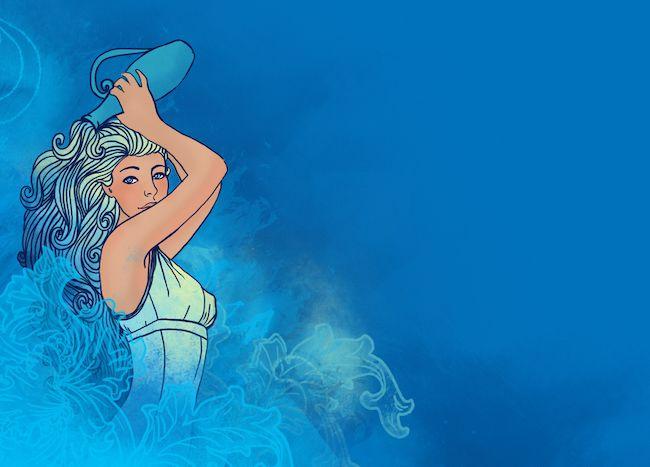 Zodiaque : La femme Verseau, cet être mystérieux qui intrigue