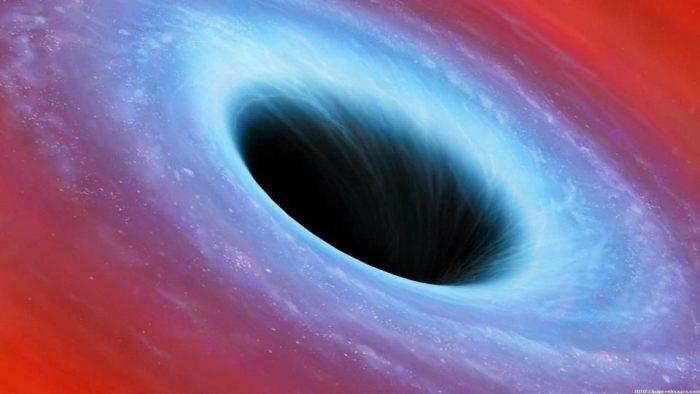 La théorie suggère que notre univers pourrait exister dans un trou noir massif