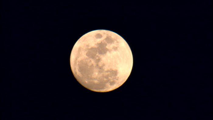 Préparez-vous à l'énorme Pleine Lune