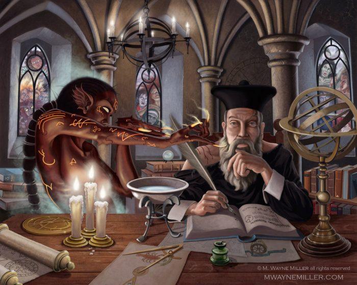Nostradamus et l'astrologie: il avait 5 prophéties troublantes pour 2019, pourrait-on les voir se réaliser?