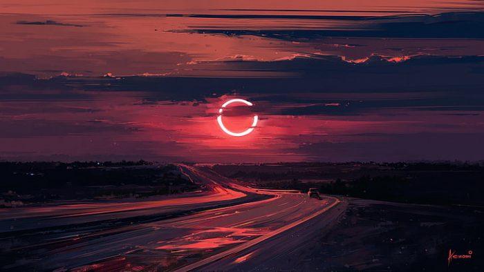 L'éclipse solaire «Anneau de Feu» est là pour illuminer votre mois de décembre