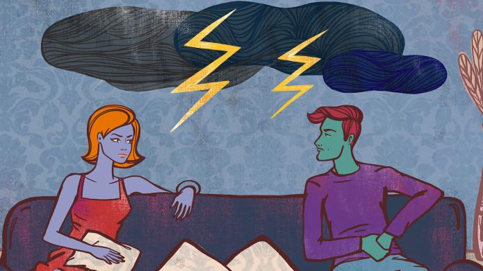 13 signes que vous avez un partenaire toxique qui va essayer de vous voler votre bonheur