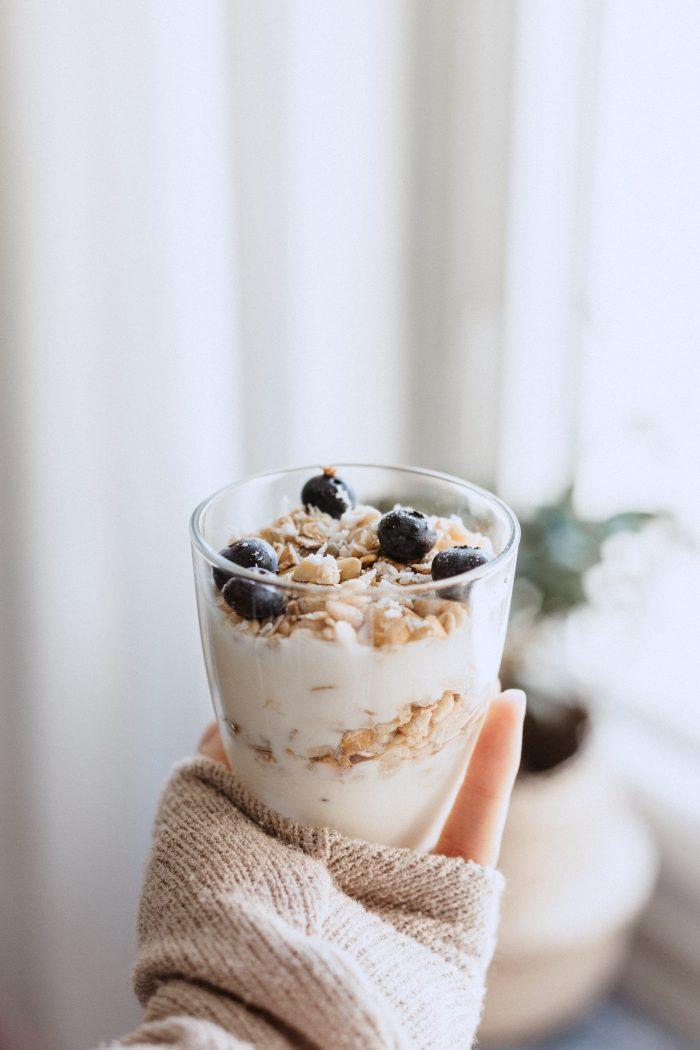 Du yaourt contre le rhume?