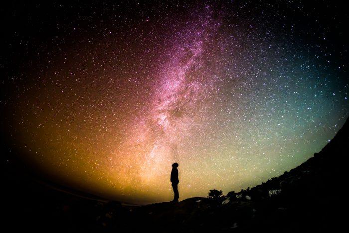 Nous sommes fait d'étoile, enfin de poussière d'étoile…