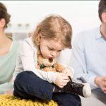 Les mariages toxiques sont plus douloureux pour les enfants que le divorce