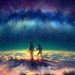 Quand deux âmes sont destinées à être ensemble, leurs âmes trouveront toujours un moyen