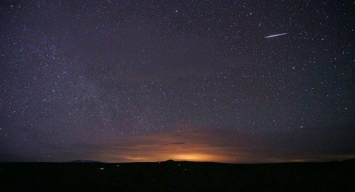 Attention : demain, la pluie de météores la plus brillante de l'année éclairera le ciel.