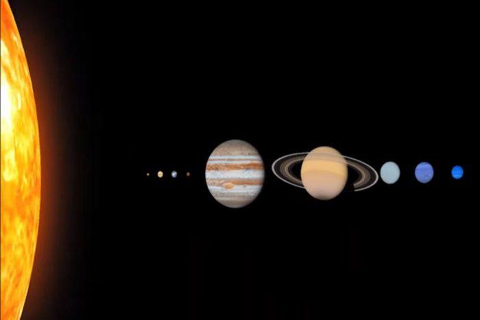 Nous sommes sur le point d'assister à un rare alignement planétaire qui n'a pas été vu depuis 800 ans.