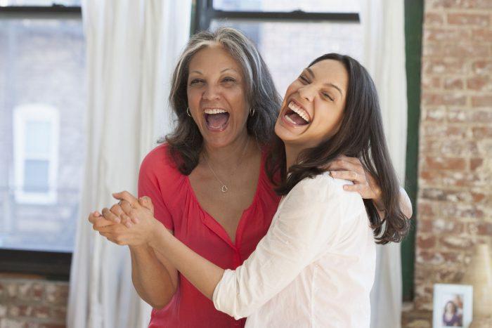 10 choses que l'on apprend en étant élevé par une mère forte