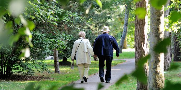 La marche peut prolonger l'espérance de vie, selon des études