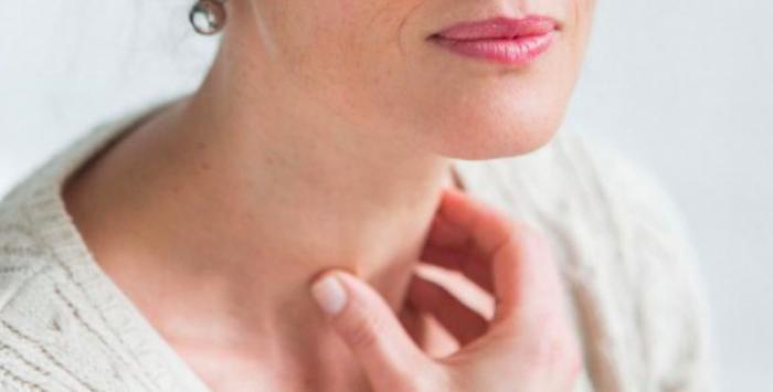 Destiné aux personnes ayant un problème de thyroïde…