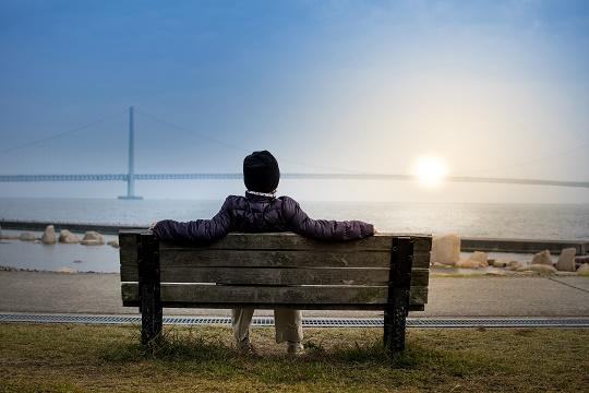 J'ai appris qu'être seul signifie aussi être en bonne compagnie.