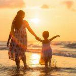 Les enfants n'ont pas besoin d'une mère parfaite, mais d'une mère heureuse